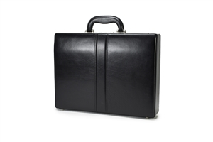 Leather Attache Case - CODE 131-0252