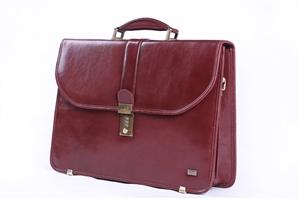 Leather Brief Case - CODE 133-0422