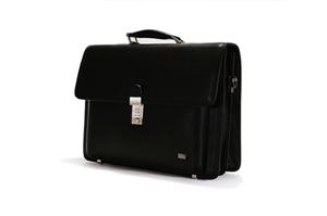 Leather Brrief Case 133-0427