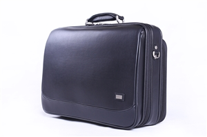 Leather Brief Case - CODE 133-0475
