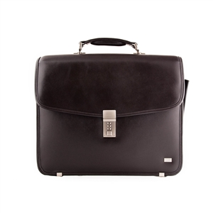 LEATHER BRIEF CASE 133-0472