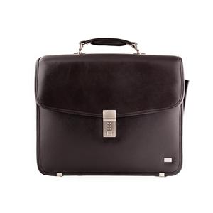Leather Brief Case 133-0472