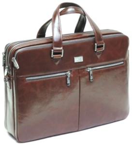Leather Brief Case 133-3839