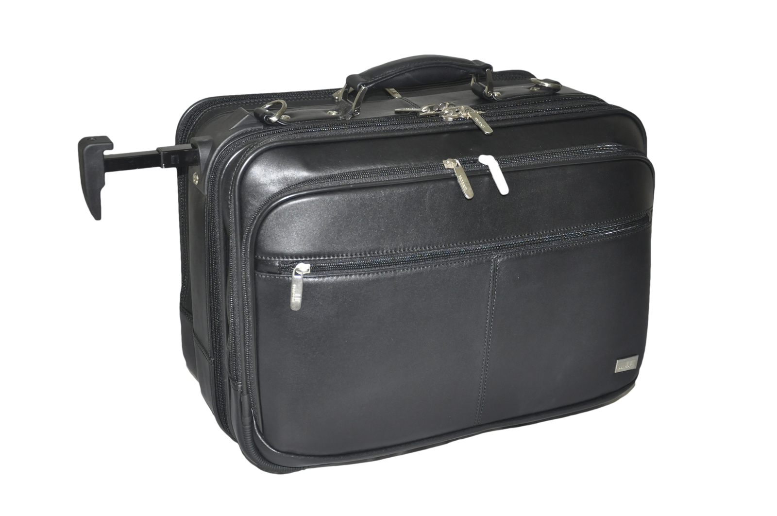 Leather Trolley Case - CODE 137-0820