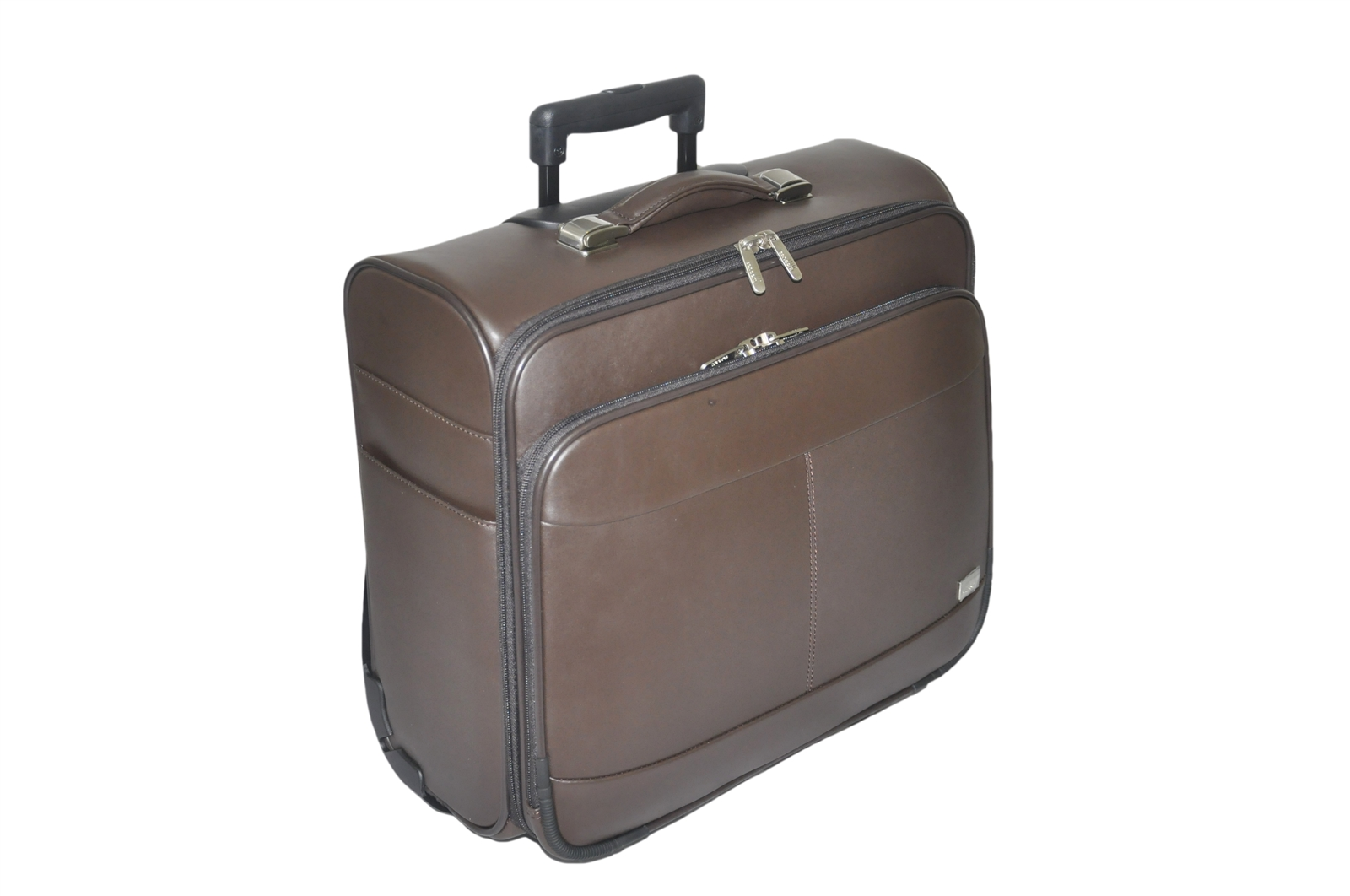Leather Trolley Case - CODE 137-0821
