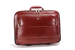 Leather Trolley Case - CODE 137-0842