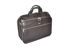 Leather Trolley Case - CODE 138-0936