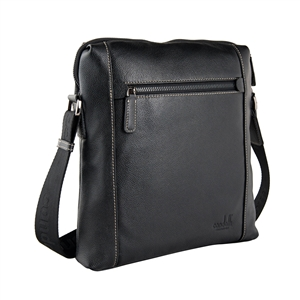 LEATHER SHOULDER BAG- 139-3901