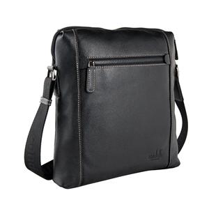 LEATHER SHOULDER BAG- 139-3901