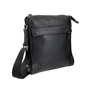 LEATHER SHOULDER BAG- 139-3908