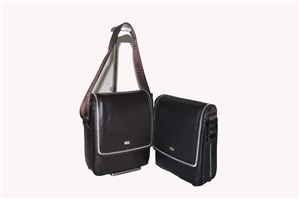 Leather Shoulder Bag - CODE 139-3915