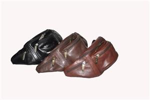 Leather Waist Bag 141-1202