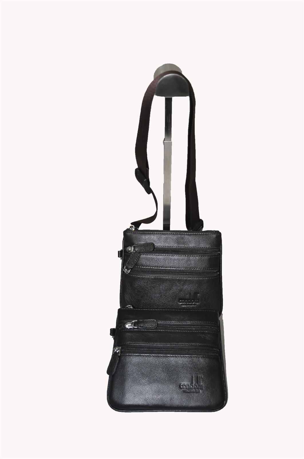 Leather Waist Bag 141-1209