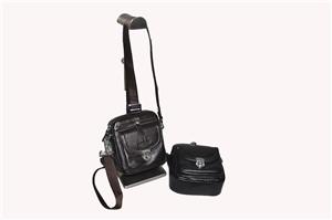 Leather Waist Bag 141-1215