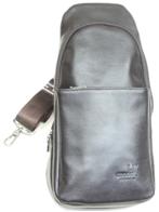 Leather Shoulder Chest Bag 141-1235