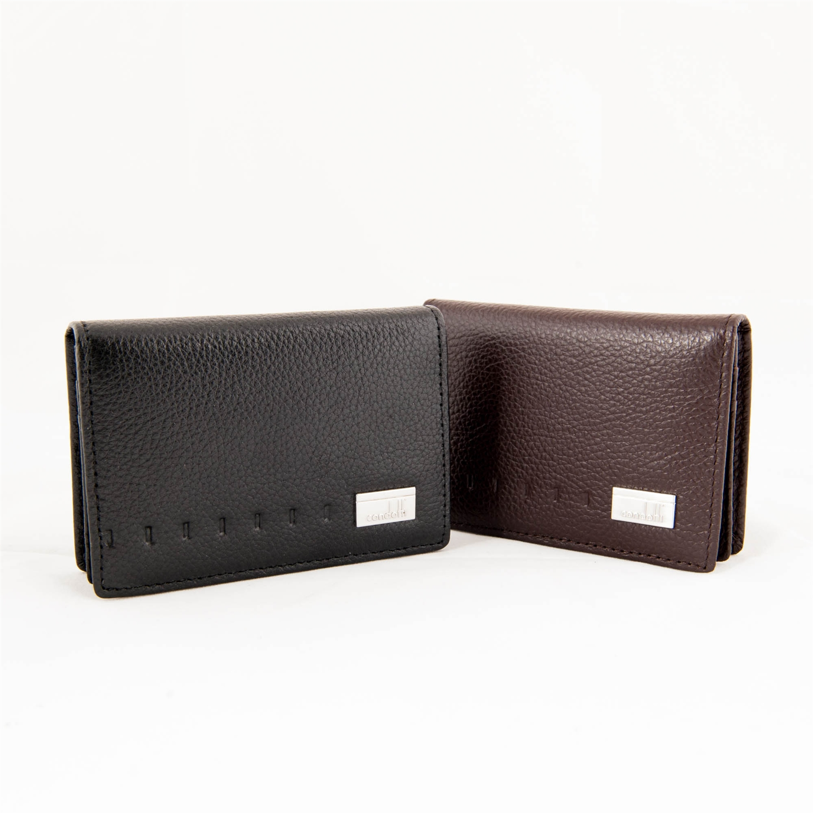 LEATHER CARD WALLET 142-1303