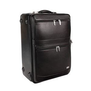 LEATHER TROLLEY  CASE - CODE 146-1722/2