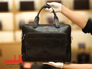 Leather Brief Case 133-3849