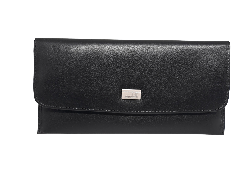 LEATHER WALLET 142-1865N