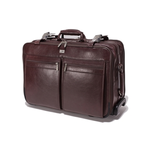 Leather Trolley Case - CODE 146-1703