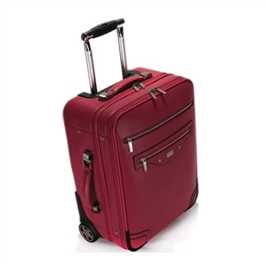 Leather Trolley Case - CODE 146-1738