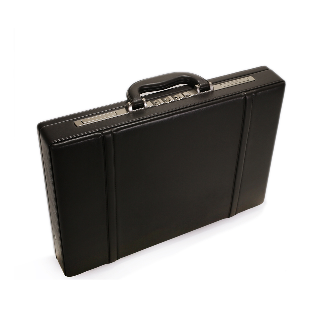 Leather Attache Case - CODE 131-0256N