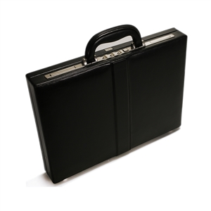 Leather Attache Case - CODE 131-0251