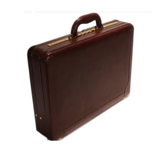 Leather Attache Case - CODE 131-0236