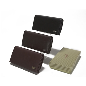 Leather Credit Card Wallet - CODE 142-1314