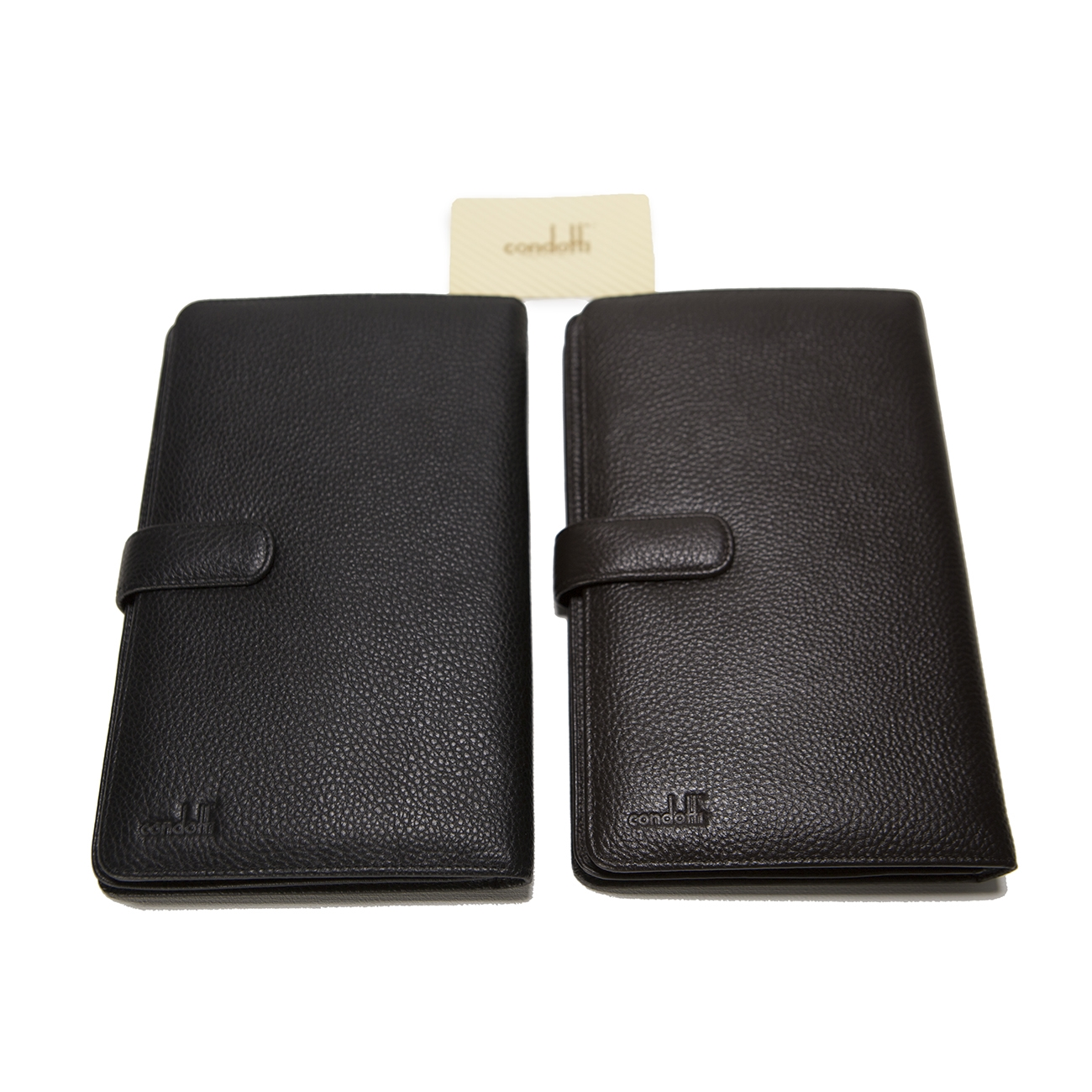 Leather Credit Card Wallet - CODE 142-1604