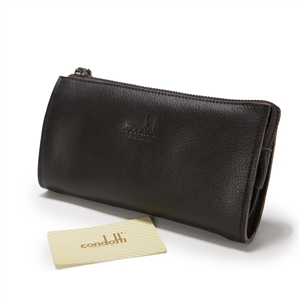 Leather Long Wallet - CODE 142-1878