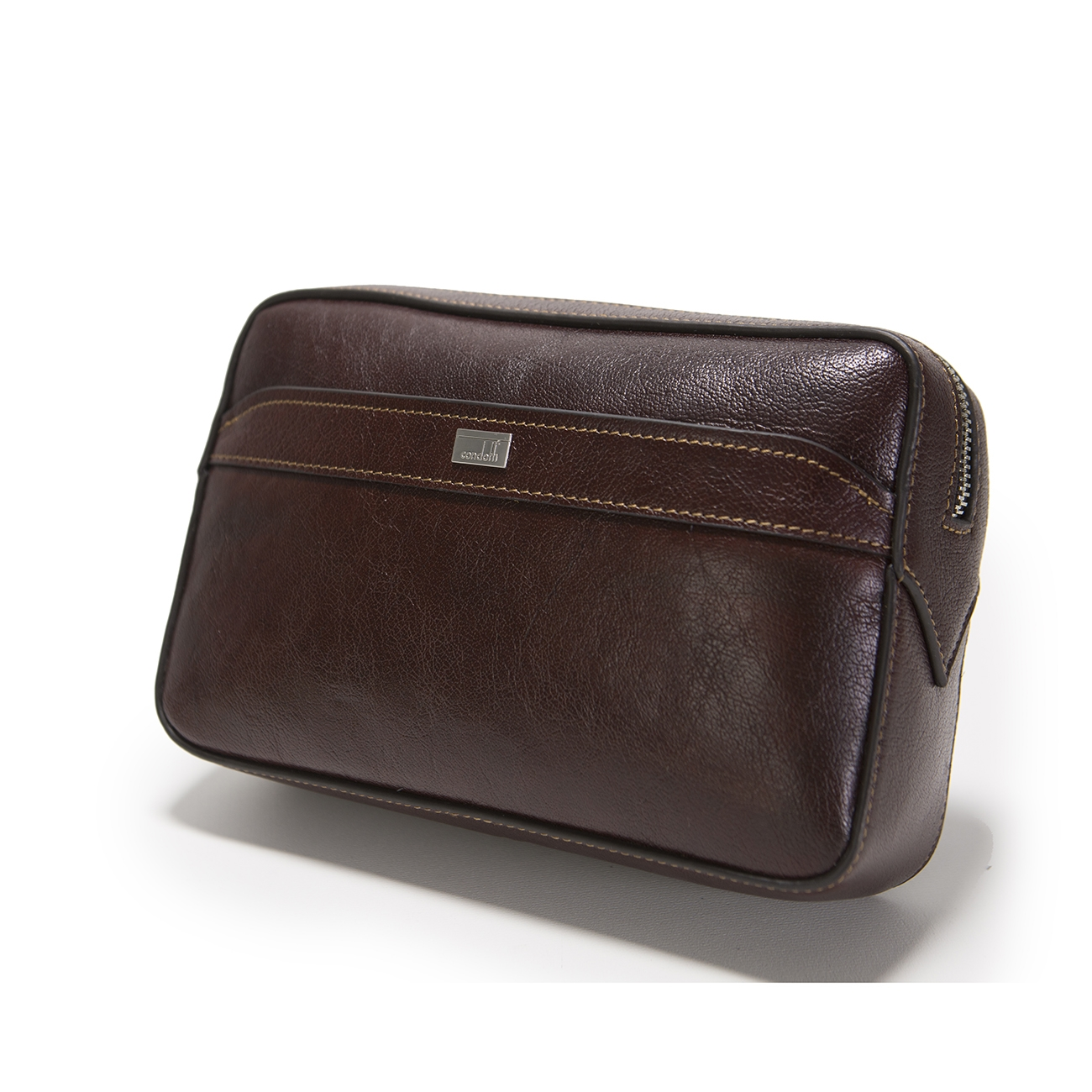 Leather Mens Bag - CODE  135-0642