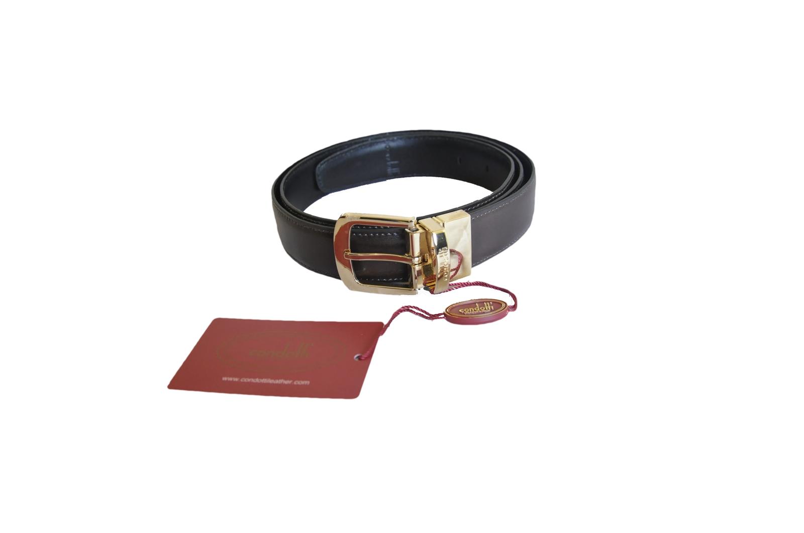 Reverse Needle Buckle Belt (33 mm) - N30-3056-GP