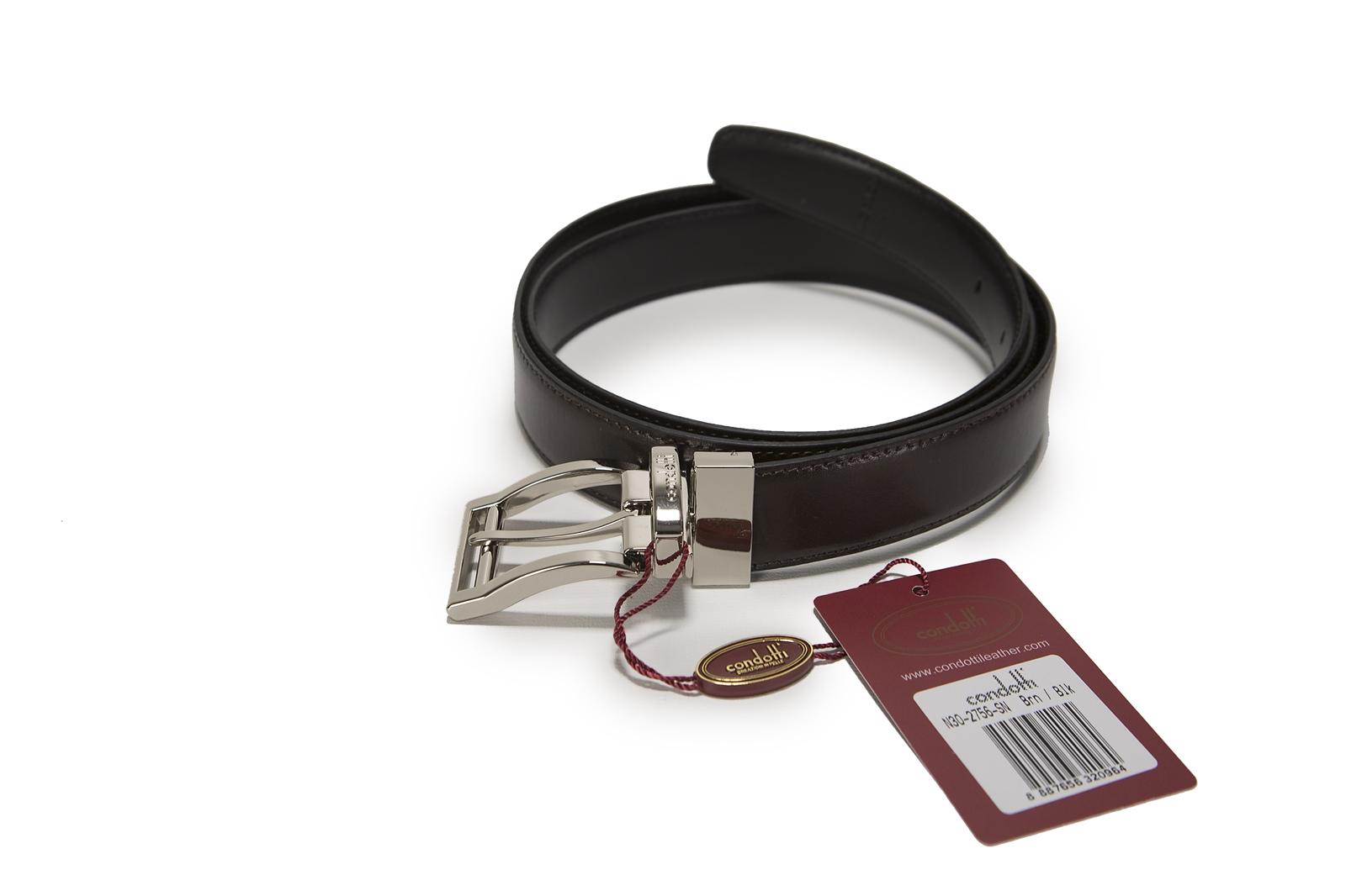 Reverse Needle Buckle Belt (30 mm) - N30-2756-SN
