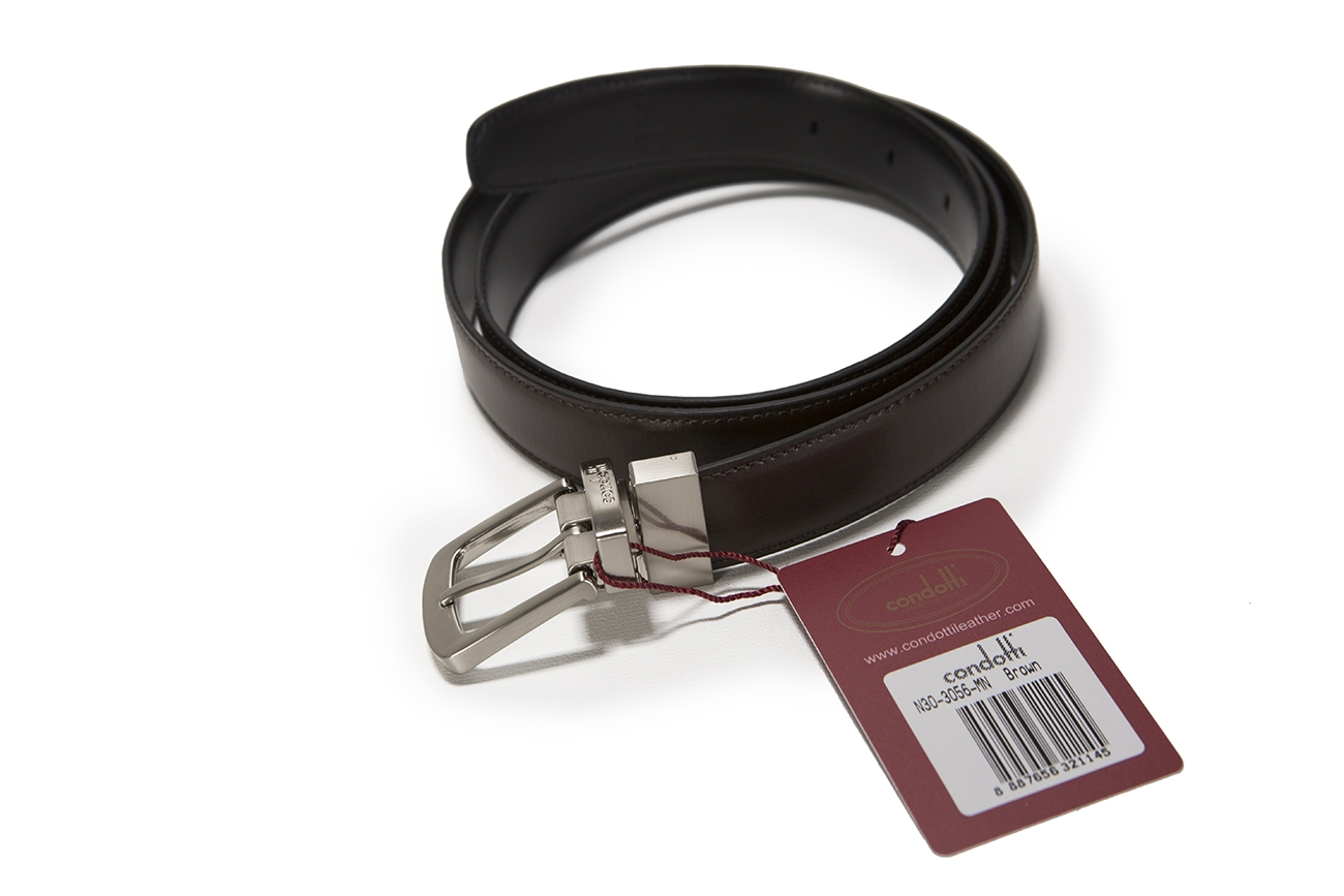 Reverse Needle Buckle Belt (30 mm) - N30-3056-MN