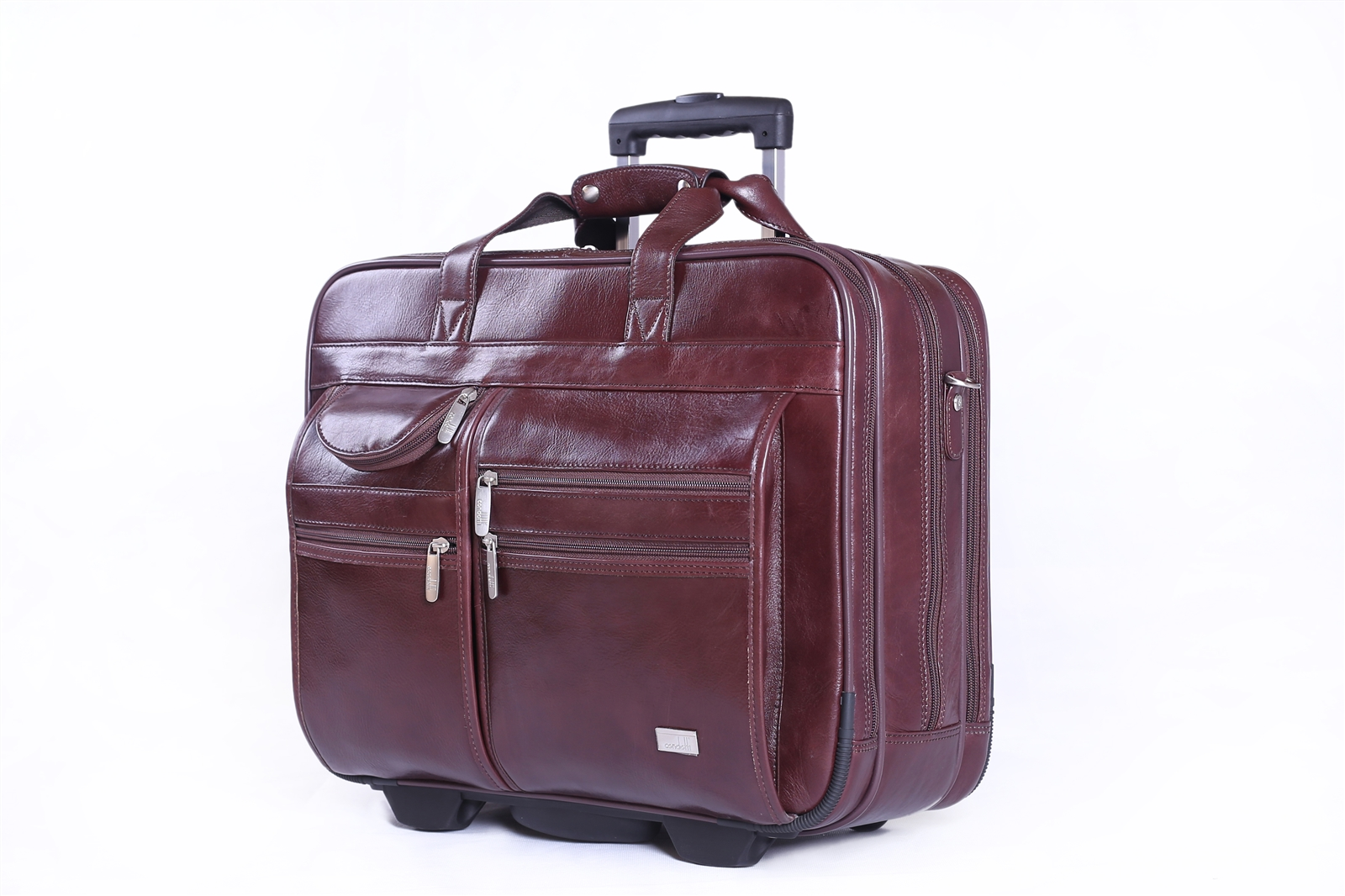 Leather Trolley Case - CODE 137-0845