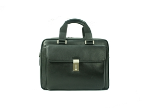 Leather Brief Case - CODE 133-0428